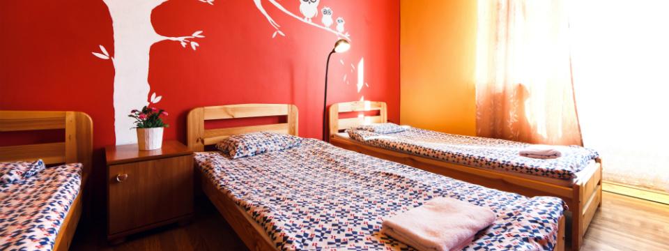 Tara Hostel - Nasze pokoje